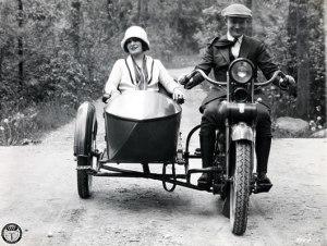 The Sidecar Diet is under way.