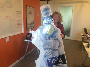 Zima: Zomething zifferent!