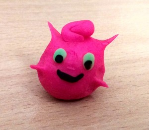 My Play-Doh spirit animal