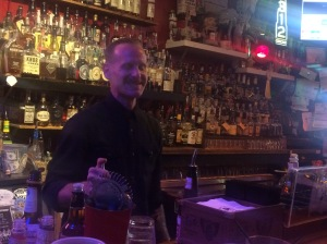 Haymarket's Chris Maggio will whip you up a mean Jane Doe.