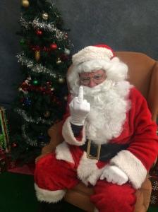 Kevin Gibson as Santa Claus