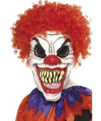 Beware of clowns ... unless they have Starbursts or beer.