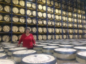 Pam Heilmann at Michter's Distillery