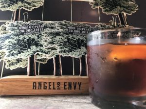 Bourbon & Beyond drink