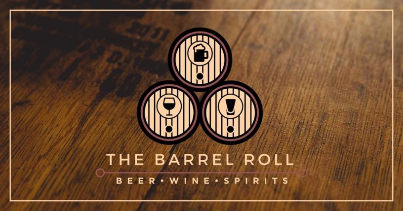 Barrel Roll text