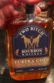 Two Bitch Bourbon