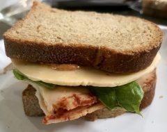 rye sandwich