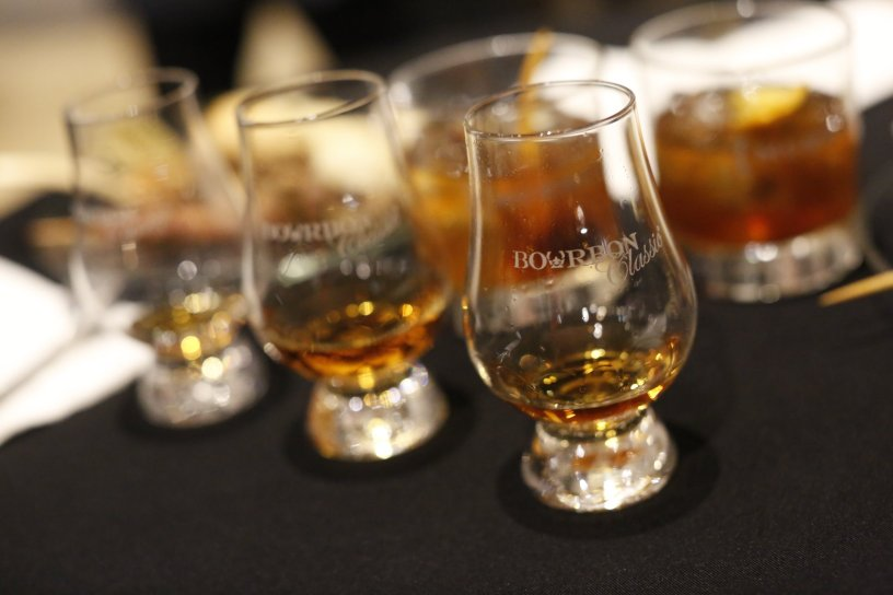 Bourbon Classic shot