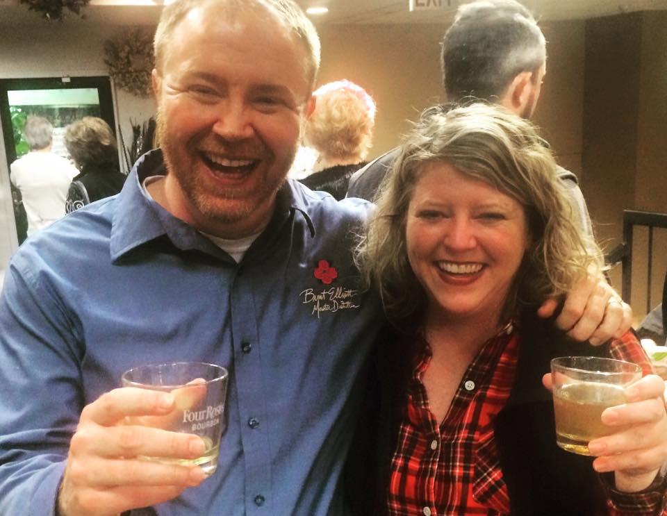 Brent Elliott and Bar Belle