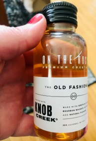 On The Rocks Old Fashioned
