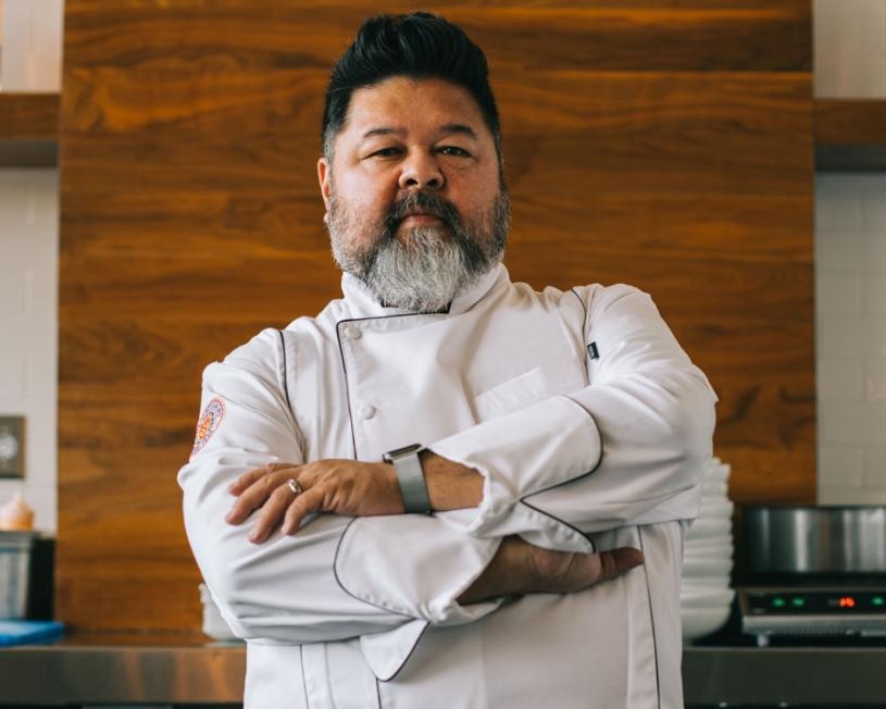 Chef John Castro