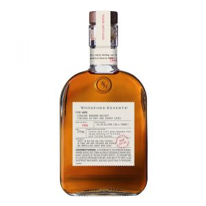 Woodford Reserve Five Wood bottle