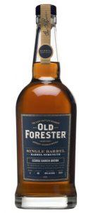 Old Forester Barrel Strength bottle