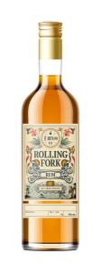 Rolling Fork Rum bottle