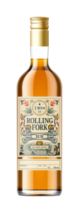 Rolling Fork Rum bottle