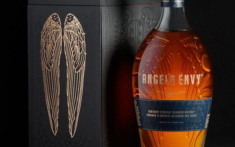 Angel's Envy Japanese bottle