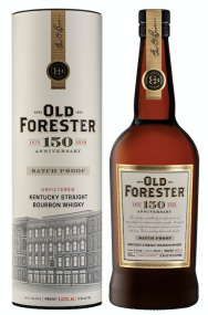 Old Forester 150 Batch 1