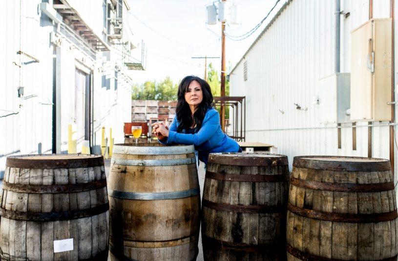 Gold Rush Cider Owner Kari Williams