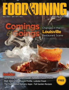 Food & Dining issue