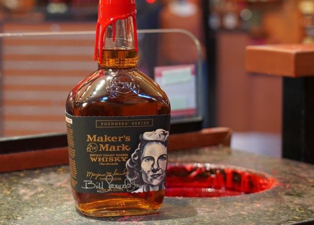 Maker's Mark Margie Bottle