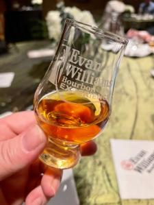 Square 6 bourbon in a glass