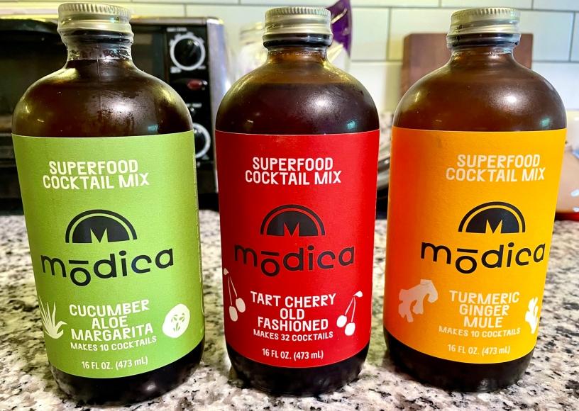 Modica Cocktail Mixers