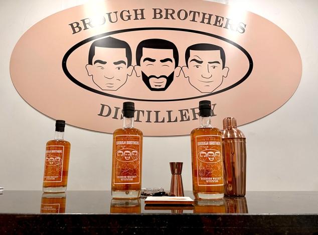 Brough Brothers Tasting Room