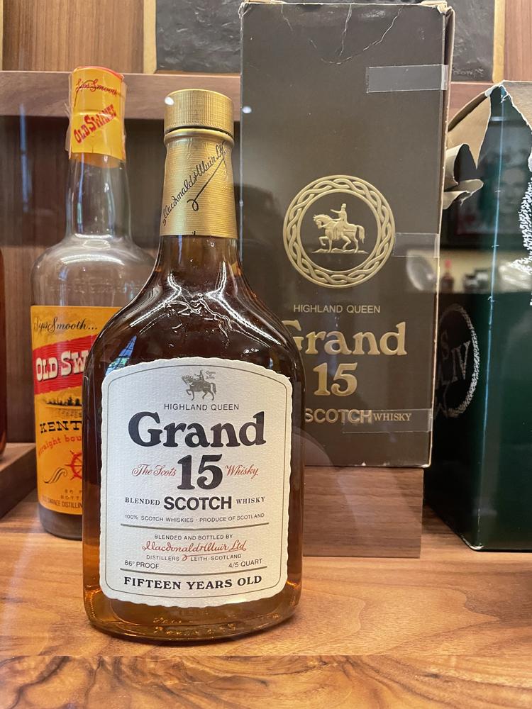 A scotch made by Bill Samuels Sr.