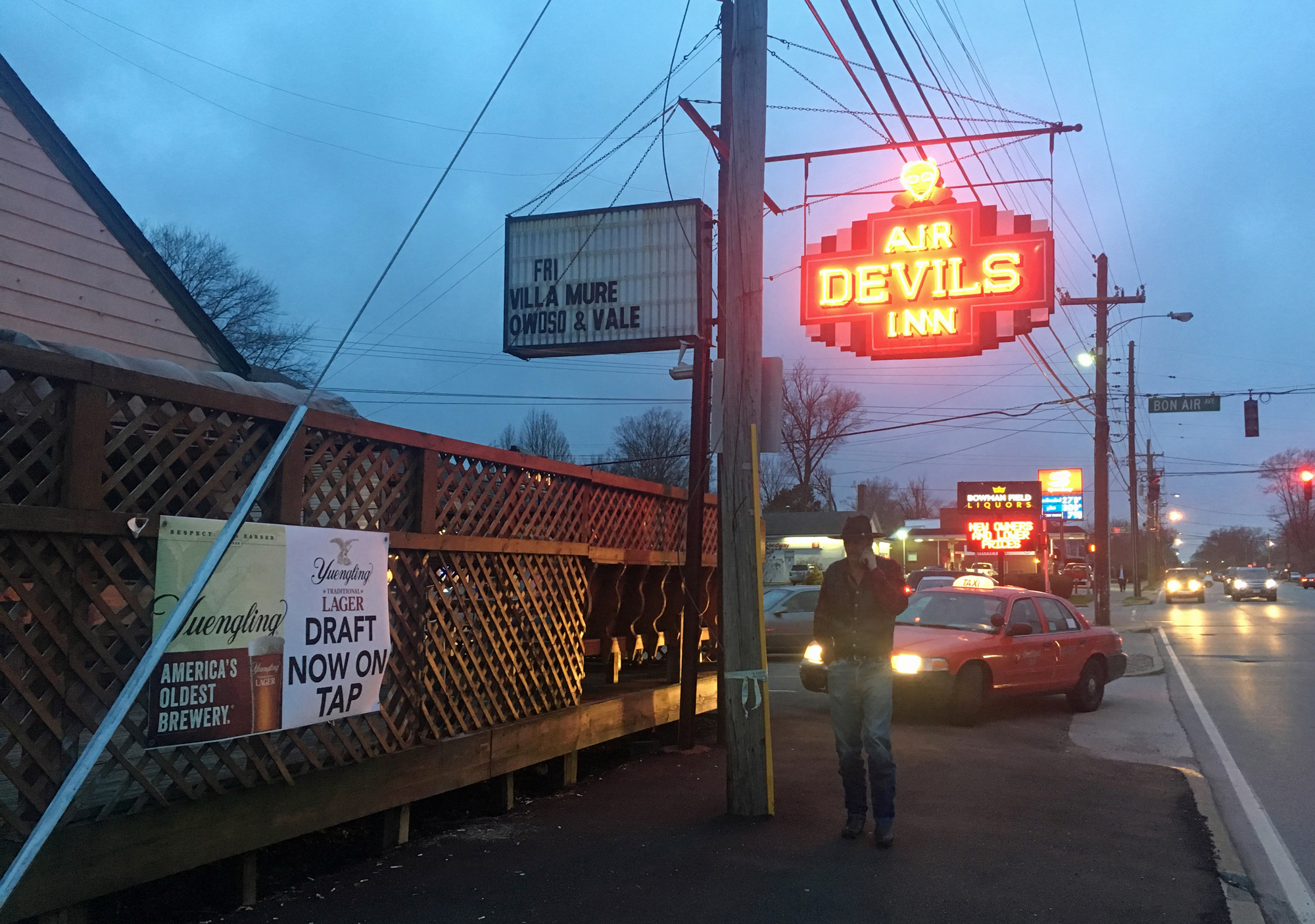 An example of a Louisville bar