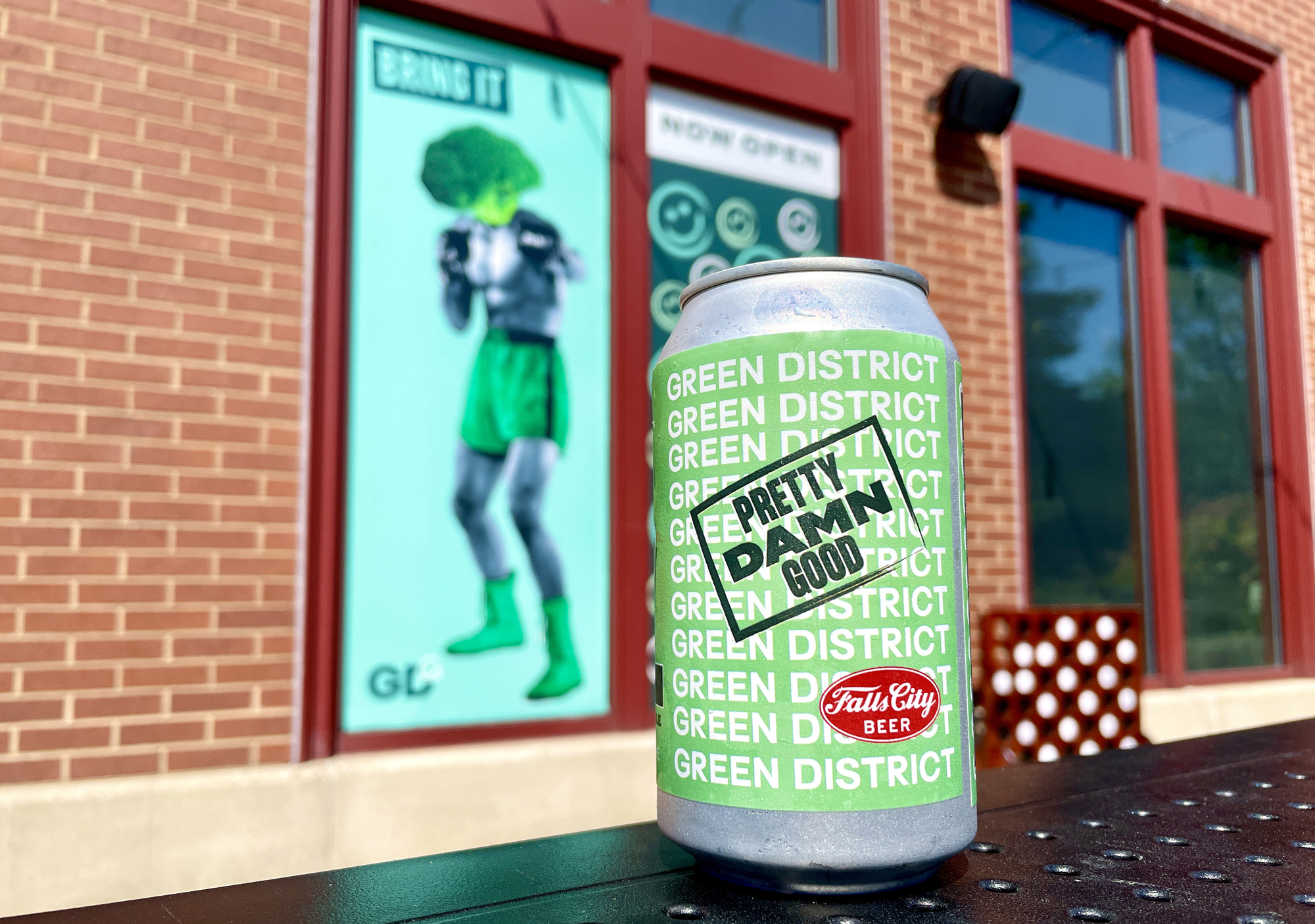 Not A Kale Ale Beer